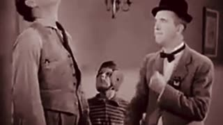 laurel and hardy 1938 comedy movie never miss it.