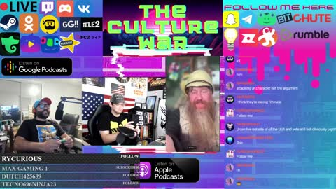 Talking The Culture War Episode 40 Happy 420