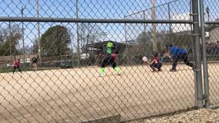 Softball Hitting KED