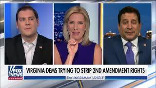 Virginia congressional candidate rips Dems gun-grabbing attempts
