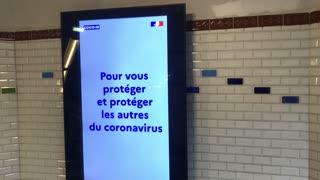 paris is empty corona