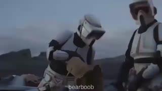 Baby Yoda troubles..