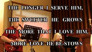 Rising Faith - The Loner I Serve Him