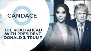 Candace Owens - The Road Ahead With President Donald Trump