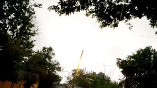 Rainy weather in my neighborhood