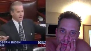 Joe Biden Speaks To Hunter lol