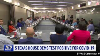 4 Chinese State Hackers Charged for Attacks; 5 Texas House Dems Test Positive for Covid-19