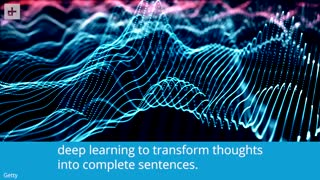 A Groundbreaking A.I. Brain Implant Can Translate Thoughts Into Words