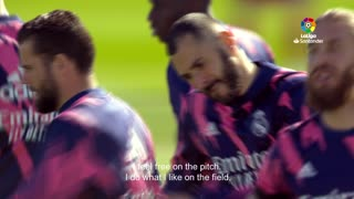 Karim Benzema on his Real Madrid career, Vinicius Jr and facing Barcelona in the El Clasico