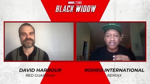 David Harbour / Romeo International