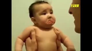 Cutest funny baby moments