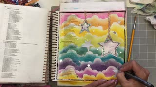 Let's Bible Journal Joel (from Lovely Lavender Wishes)