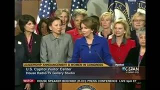 Nancy Pelosi's Bizarre Laugh