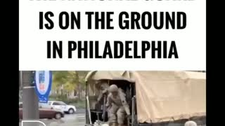 National Guard called in to Philly