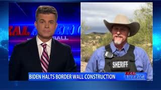 Dan Ball W/ Sheriff Mark Lamb