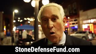Deep State Targets Roger Stone in NEW Witch-hunt