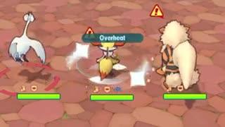 Pokémon Masters Ex - Main Story Chapter 6 Walkthrough (Obtaining Korrina and Lucario)