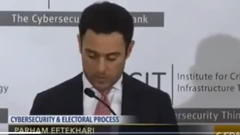 Election Fraud - Technology Experts Discuss US Voting Machines
