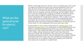What are the optimal tyres for electric cars?
