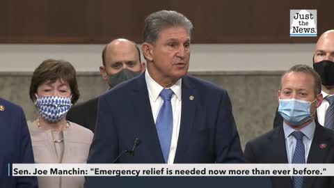 "Sen. Joe Manchin: ""Emergency relief is needed now more than ever before'"