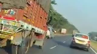 Truck Driver Drink And Drive