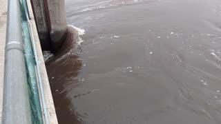Thief River falls hydro dam