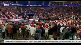 Tulsa County Sheriff Vic Regalado Tulsa Trump Rally June 20, 2020