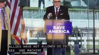 Attorney Rudy Giuliani