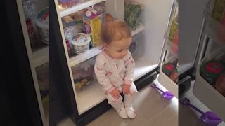 Videos divertidos de bebes haciendo travesuras