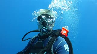 Missing scuba diving!