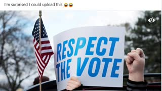 Voter Fraud Proof Positive, Trump won the election