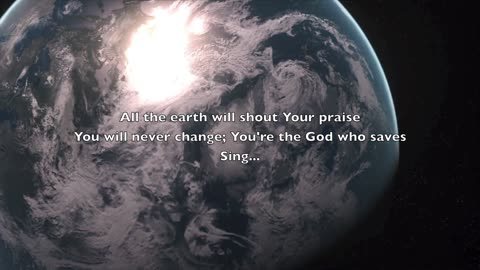 God, You are My God - One Sonic Society
