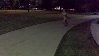 Skating in Slow Motion