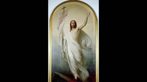 "Fr David Hewko, Easter Monday 2021, ""Five Appearances of Christ Resurrected"" (KY)"