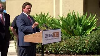 "DeSantis Calls School Shutdowns a ""National Disgrace""; Florida Leads the Way for Education"