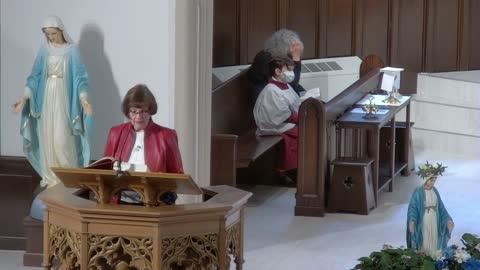 Trinity Sunday Complete Mass