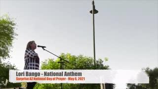 National Anthem - Lori Bango