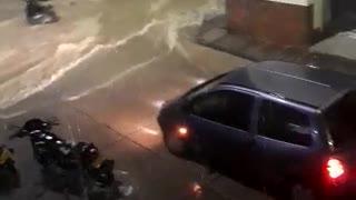 Grave emergencia en San Gil por lluvias