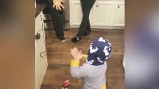 Babies best dance moves