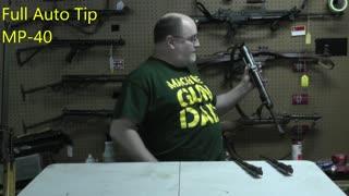 Full Auto Tip MP-40