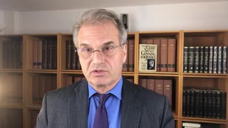 Crimes against Humanity, Dr Reiner Fuellmich