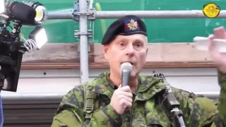 Canadian Military Warning Canadians About Vaccine