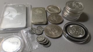 25oz of Silver Could Save Your Life....Here's Why!