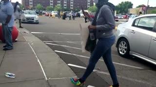 Minneapolis looting Target store