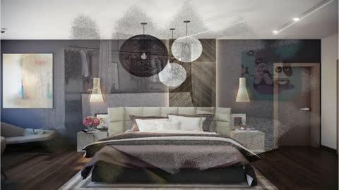 Top Design Interior Bed Room Moderm - Part 7