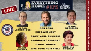 175 LIVE: Empowerment, Grow Your Business, Community Support, Iconic Women, Your Potential