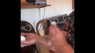 Best way to peel a boiled egg