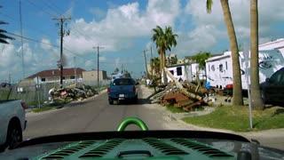 #Port Aransas, TX - Hurricane Harvey