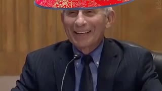 Fauci is asked a SIMPLE QUESTION.