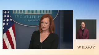 Psaki Doubles Down on Absurd Claim Republicans Favor Defunding Police